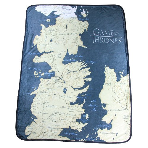 Westeros Map Fleece Throw: Game of Thrones on wentworth prison scotland map, outlander book map, king of thrones map, world map, harry potter book map, the mysterious island book map, king of thorns map, gameof thrones map, walking dead map, under the dome book map, dothraki sea map, the game book map,