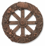 Wheel of the Year Wall Plaque