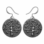 Whimsy Tree Earrings