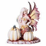 White Pumpkin Fairy