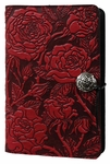 Wild Rose Leather Journal