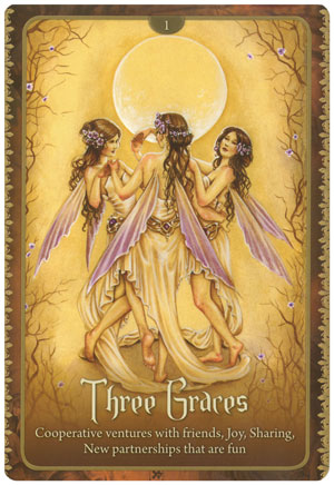 The Faery Godmother – Archangel Oracle |Faery Oracle