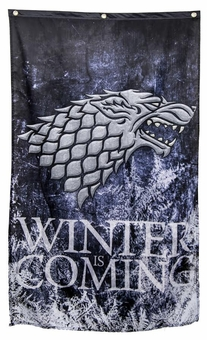 Winter is Coming Banner - Game of Thrones