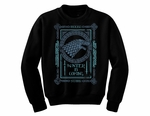 Winter is Coming Stark Sweatshirt: Game of Thrones