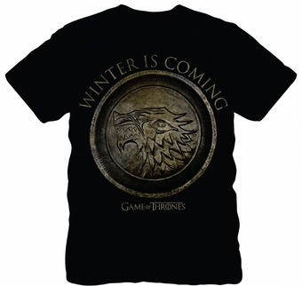 Winter Is Coming T-Shirt: Game of Thrones
