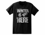 Winter Is Here T-Shirt: Game of Thrones