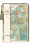 World Maps Weekly Planner