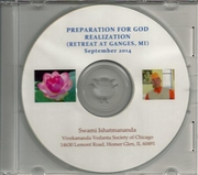 Preparation For God Realization (MP3)