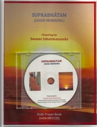 Suprabhatam (Good Morning) Daily Prayer Book with MP3CD