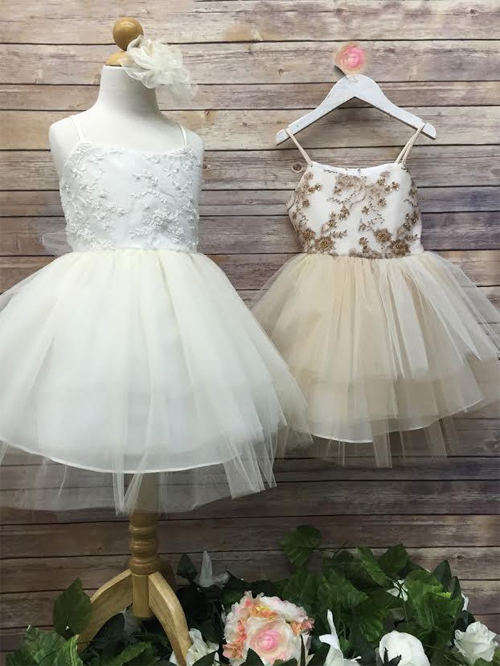 2016 Trends in Kids Trendy Dresses for Special Occasions