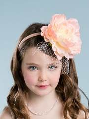 Birdcage Flower Headband for Flower Girl