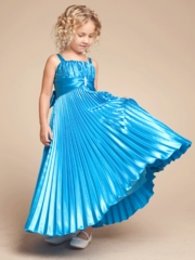 Flower Girl Dresses by Wedding Color, Turquoise, Fuchsia, Purple ...