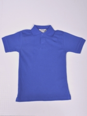 Boys Short Sleeve Polo Shirt