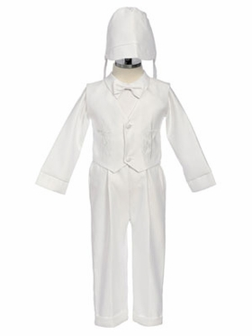 Christening Suit for Boy