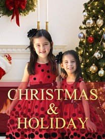 Fashion-forward yet fabulous Christmas & Holiday Dresses!