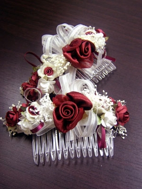 Comb style hair accessory