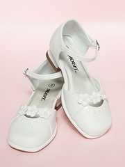 Fancy Flower Girl Shoes