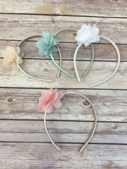 Lovely Chiffon Flower Girl Headband