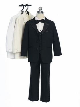 Ring Bearer Suit with Vest