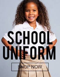 Make studying fun in our trendy School Uniform!