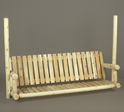 6' Classic Log Swing - Seat Only