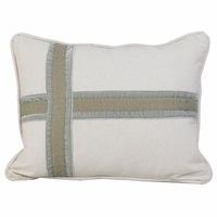 Arlington Cross Design Accent  Pillow