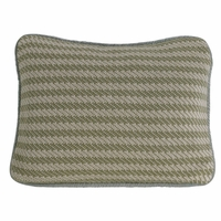 Arlington Knitted Houndstooth Pillow