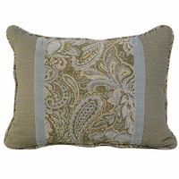 Arlington Paisley Accent Pillow