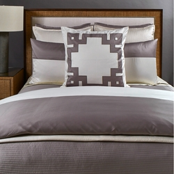 Motif Duvet Set in Ivory