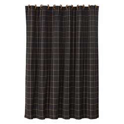 Ashbury Windowpane Shower Curtain