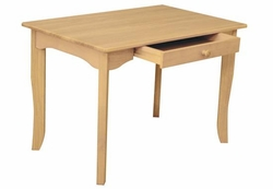 Avalon Kid's Table Only - Natural