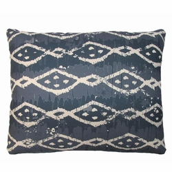Batik Outdoor Pillow
