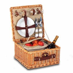 Baxter Picnic Basket For Two