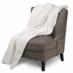 Bellhaven Faux Fur Throw