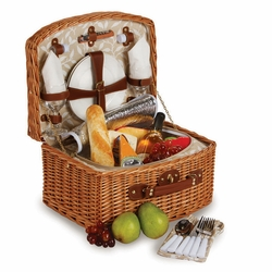 Benton  Picnic Basket For 2