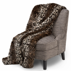 Berkshire Faux Fur Throw