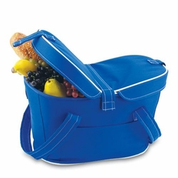Blue Mercado Insulated Collapsible Market Basket