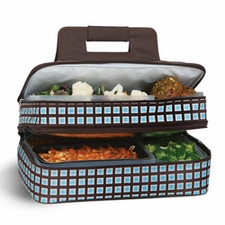 Blue Oyster Entertainer Insulated Food and Casserole Carrier