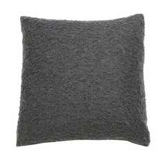 Boucle Pillow in Charcoal