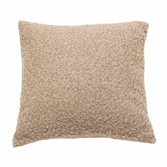 Boucle Pillow in Oyster