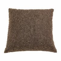 Boucle Pillow in Taupe