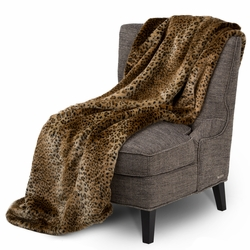 Branson Faux Fur Throw