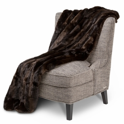 Bridgeport Faux Fur Throw