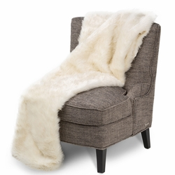 Brighton Faux Fur Throw