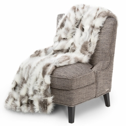 Bryant Faux Fur Throw
