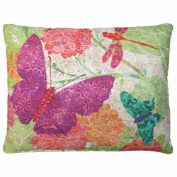 Butterflies Outdoor Pillow