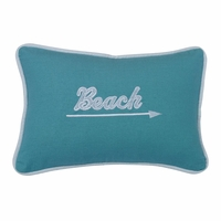 Catalina Beach Pillow