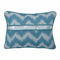 Catalina Chevron Pillow