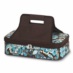 Cocoa Cosmos Insulated Casserole Carrier