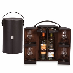 Daventry Wine Travel Case